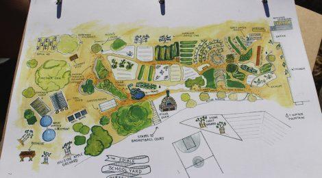 小野寺愛のESYA報告(3)「エディブルスクールヤードの菜園紹介 〜自然に夢中な子どもを育てるために〜」