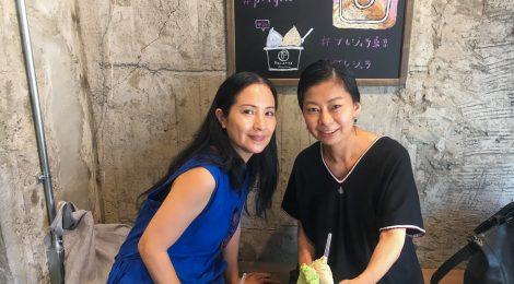 カヒミ カリィさん(ミュージシャン、フォトグラファー&文筆家)と 塚本サイコ(Riceball.Network 主宰 食の活動家&音楽家)との Brooklyn × Fujino「往復書簡」はじまります!