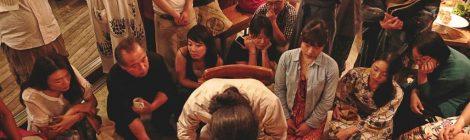デイライトキッチンはじまりから9年。その象徴的な音の会。内田輝・クラヴィーコード演奏 @藤野